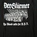 Der Stürmer - The Blood Calls for W.A.R.