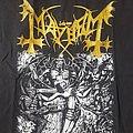 Mayhem - TShirt or Longsleeve -  Mayhem - Asian Legions Tour 2006