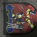 Entombed Wolverine Blues patch