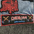 Cannibal Corpse Hammer Smashed Face strip patch