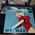 Black Flag My War Vinyl First Pressing