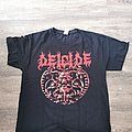 Deicide - TShirt or Longsleeve - Deicide s/t L shirt