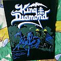KING DIAMOND Abigail Backpatch Re-Print (Limited 50)