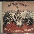 Other Collectable - Holocaust - The Heavy Metal Mania EP, signed by John Mortimer