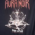 TShirt or Longsleeve - Aura Noir - Out To Die Europe tour shirt