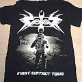Vektor - First Contact tour shirt