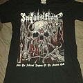 Inquisition - Into the Infernal Regions of the Ancient Cult shirt