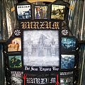Burzum Tribute Vest Battle Jacket