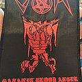 """VON """"Satanic Blood Angel"""" Patch"""