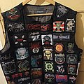 Obituary - Battle Jacket - Nearly Finished Battle Vest