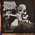 """Official 1990 Morbid Angel """"Leading The Rats"""" Patch"""