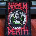 "Official Napalm Death ""Harmony Corruption"" Patch"