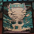 "Official Vintage 1992 Benediction ""Dark Is The Season"" Patch"