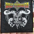 "Official 1991 Bolt Thrower ""Cenotaph"" Patch"
