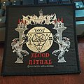 "Samael Official ""Blood Ritual"" Patch"