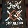 "Official Mayhem ""Ordo Ad Chao"" Patch"