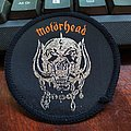 "Official Early 80's Motörhead ""Snaggletooth"" Patch"