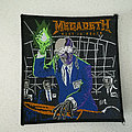 "Official Megadeth ""Rust In Peace"" Patch"