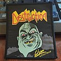 """Destruction - Patch - Destruction Official """"Live Without Sense"""" Patch"""
