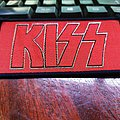 Official Late 70's KISS Patch