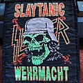 "Official 80's Slayer ""Slaytanic Wehrmacht"" Patch"