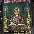 """Iron Maiden - Patch - Official 1988 Iron Maiden """"Seventh Son Of A Seventh Son"""" Patch"""