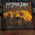 """Official My Dying Bride """"Symphonaire Infernus et Spera Empyrium"""" Patch"""