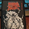 """Official Vintage 1991 Morbid Angel """"Thy Kingdom Come"""" Patch"""