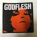 """Godflesh - Patch - Official Godflesh """"Us and Them"""" Patch"""