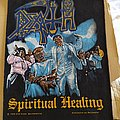 Death - Patch - Official Death Spiritual Healing Backpatch