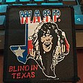 Official W.A.S.P. Patch