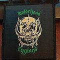 Official Vintage 1980 Motörhead Patch