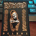 Official 1997 Entombed Patch
