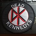 Dead Kennedys - Patch - Official 1980's Dead Kennedys Patch