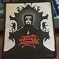 King Diamond Official Patch