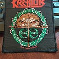 "Kreator 1991 Official ""Comma Of Souls"" Patch"