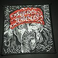 """Suicidal Tendencies - Patch - Official 1987 Suicidal Tendencies """"Join The Army"""" Patch"""