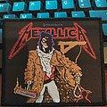 "Official Vintage 1993 Metallica ""The Unforgiven"" Patch"
