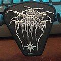 Official 1993 Darkthrone Patch (grey date version)