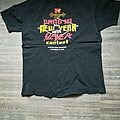 """Slayer - TShirt or Longsleeve - 1991 MTV Headbanger's Ball """"Bang In The New Year With Slayer"""" contest promo..."""
