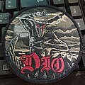 """Dio - Patch - Official 1983 Dio """"Holy Diver"""" Patch"""