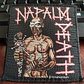 "Official Napalm Death ""Utopia Banished"" Patch"