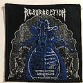 """Resurrection - Patch - Official 1993 Resurrection """"Embalmed Existence"""" patch"""