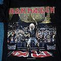 Iron Maiden - Brave New World Tour 2001