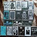 Darkthrone, Isengard, Black Death, Valhall cassette collection