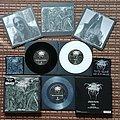 """Darkthrone 'Old Star' 7"""" box set"""