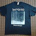 Isengard - TShirt or Longsleeve - Isengard 'Vinterskugge' official shirt