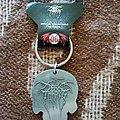 Darkthrone 2009 official keychain