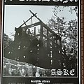 Burzum 'Aske' poster  Other Collectable