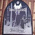 Isengard - Patch - Isengard 'Vinterskugge' patch